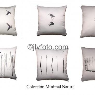 Cojines colección Minimal Nature