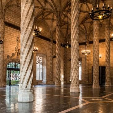 Edificio de La Lonja (Valencia)